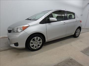 2014 Toyota Yaris for sale at Mid-Illini Auto Group in East Peoria IL