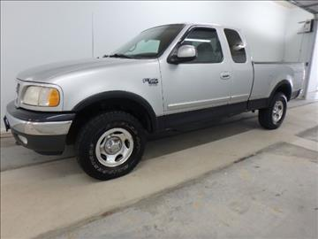 2001 Ford F-150 for sale at Mid-Illini Auto Group in East Peoria IL