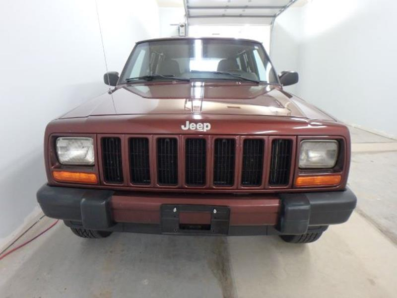 2000 Jeep Cherokee for sale at Mid-Illini Auto Group in East Peoria IL