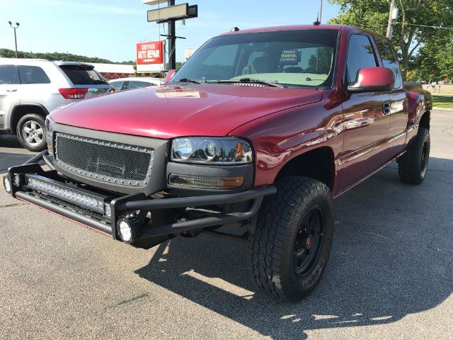 2004 GMC Sierra 1500 for sale at Mid-Illini Auto Group in East Peoria IL