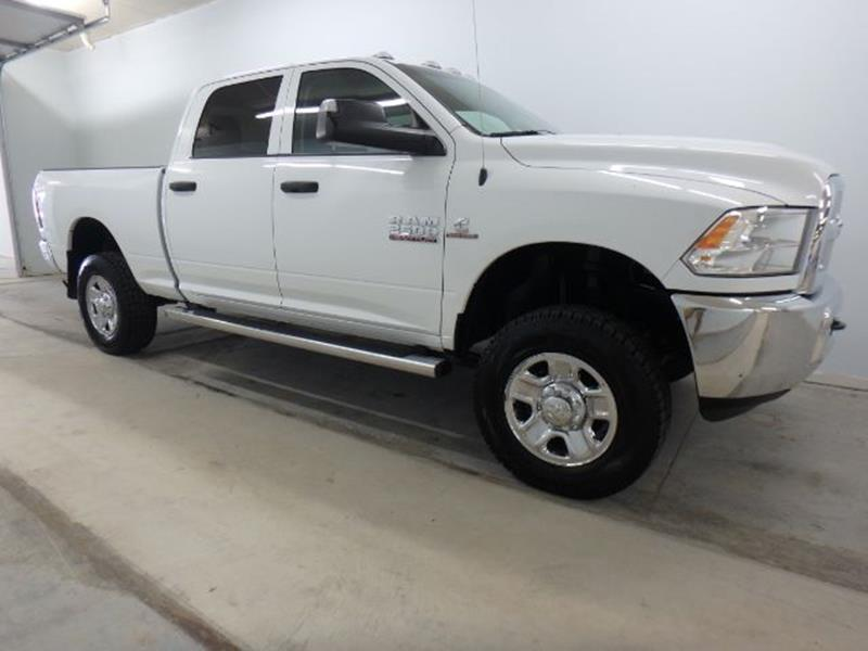 2016 RAM Ram Pickup 2500 for sale at Mid-Illini Auto Group in East Peoria IL