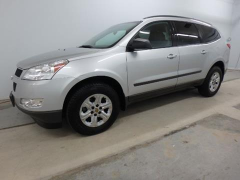 2012 Chevrolet Traverse for sale at Mid-Illini Auto Group in East Peoria IL