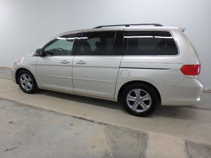 2008 Honda Odyssey for sale at Mid-Illini Auto Group in East Peoria IL