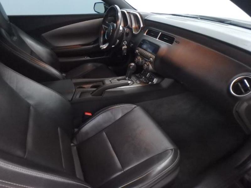 2011 Chevrolet Camaro for sale at Mid-Illini Auto Group in East Peoria IL