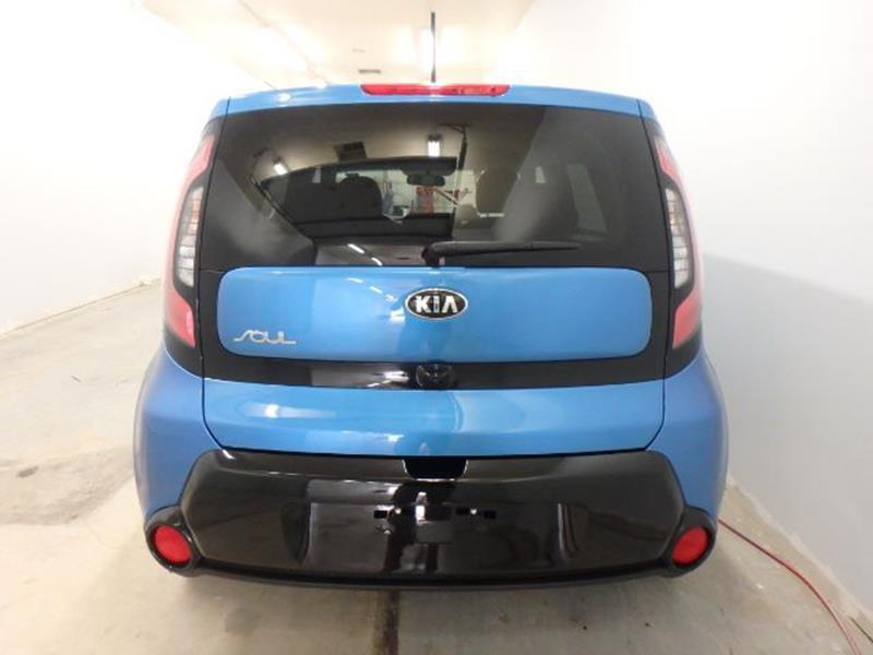 2016 Kia Soul for sale at Mid-Illini Auto Group in East Peoria IL