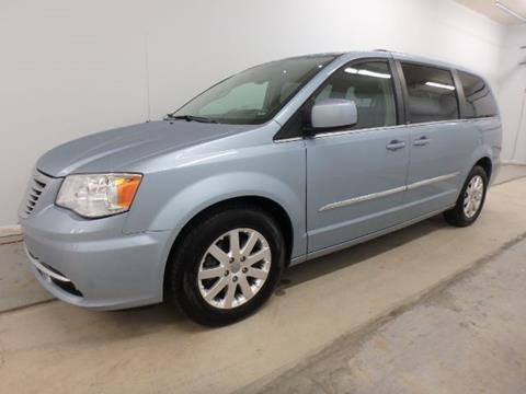 2013 Chrysler Town and Country for sale at Mid-Illini Auto Group in East Peoria IL