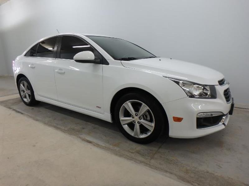 2016 Chevrolet Cruze Limited for sale at Mid-Illini Auto Group in East Peoria IL