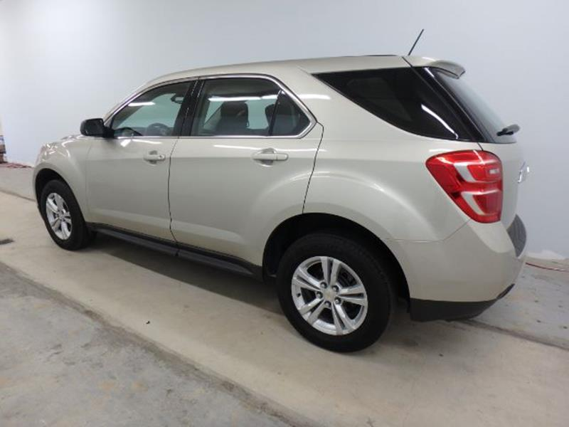2016 Chevrolet Equinox for sale at Mid-Illini Auto Group in East Peoria IL