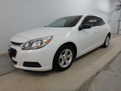 2015 Chevrolet Malibu for sale at Mid-Illini Auto Group in East Peoria IL