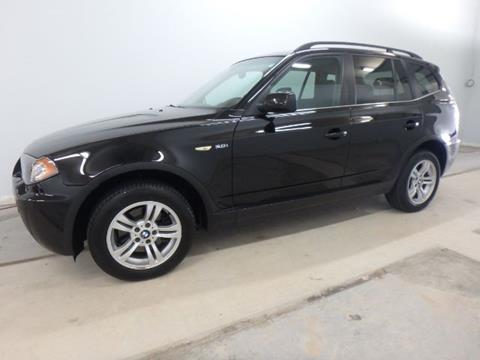 2006 BMW X3 for sale at Mid-Illini Auto Group in East Peoria IL