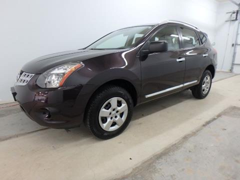 2014 Nissan Rogue Select for sale at Mid-Illini Auto Group in East Peoria IL
