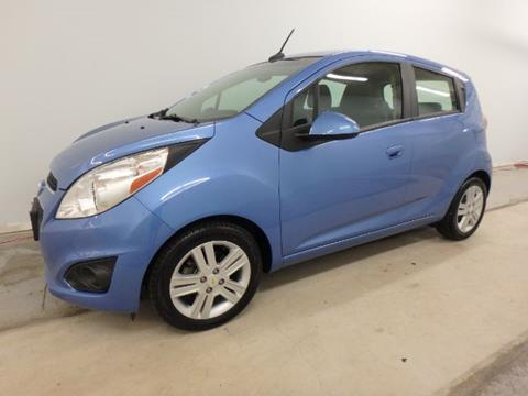 2014 Chevrolet Spark for sale at Mid-Illini Auto Group in East Peoria IL
