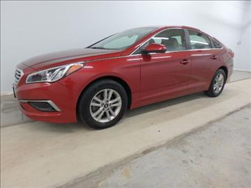 2016 Hyundai Sonata for sale at Mid-Illini Auto Group in East Peoria IL