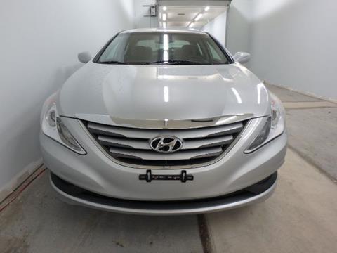 2014 Hyundai Sonata for sale at Mid-Illini Auto Group in East Peoria IL