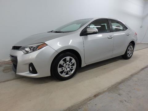 2015 Toyota Corolla for sale at Mid-Illini Auto Group in East Peoria IL