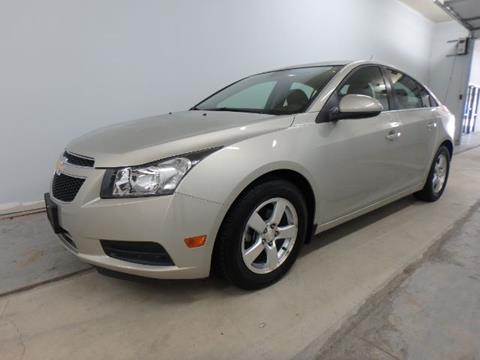 2013 Chevrolet Cruze for sale at Mid-Illini Auto Group in East Peoria IL