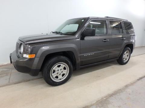 2015 Jeep Patriot for sale at Mid-Illini Auto Group in East Peoria IL