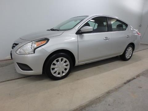 2016 Nissan Versa for sale at Mid-Illini Auto Group in East Peoria IL