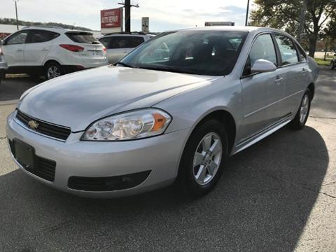 2010 Chevrolet Impala for sale at Mid-Illini Auto Group in East Peoria IL