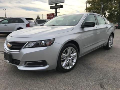 2014 Chevrolet Impala for sale at Mid-Illini Auto Group in East Peoria IL