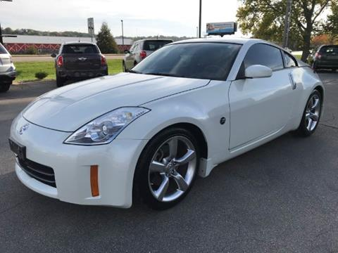 2006 Nissan 350Z for sale at Mid-Illini Auto Group in East Peoria IL