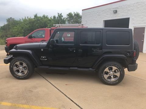 2018 Jeep Wrangler Unlimited for sale in North Pekin, IL