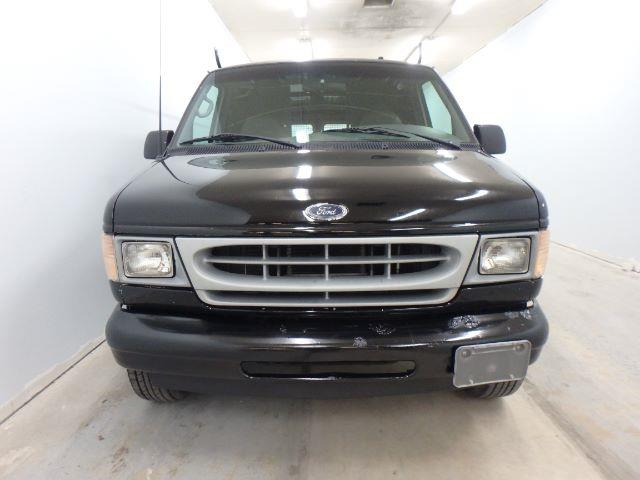 2002 Ford E-Series Cargo for sale at Mid-Illini Auto Group in East Peoria IL