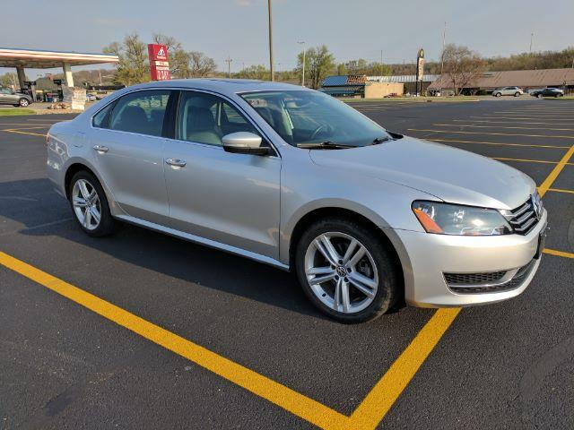 2014 Volkswagen Passat for sale at Mid-Illini Auto Group in East Peoria IL