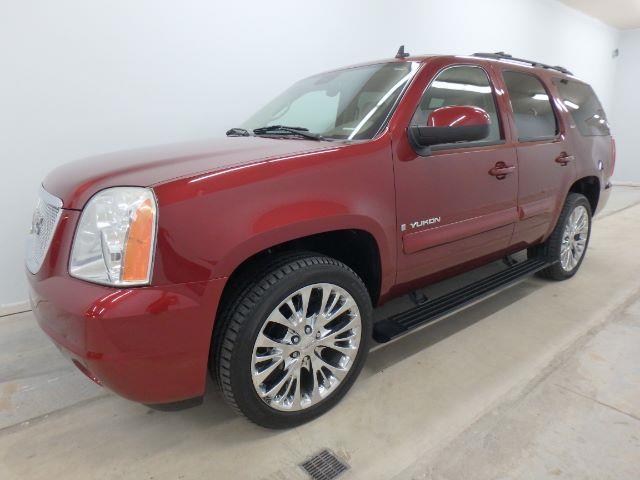 2009 GMC Yukon for sale at Mid-Illini Auto Group in East Peoria IL