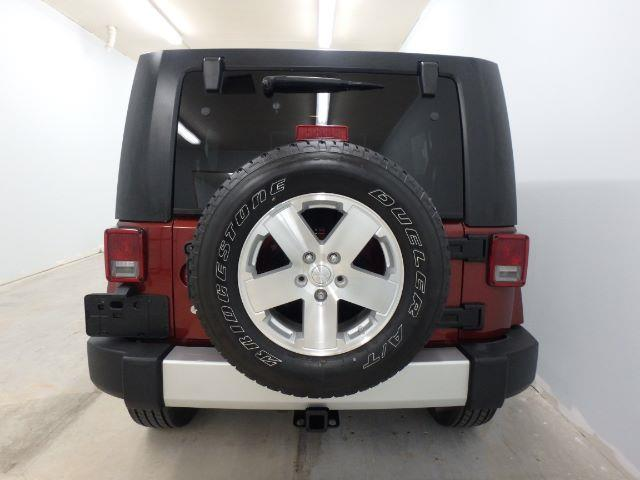 2008 Jeep Wrangler Unlimited for sale at Mid-Illini Auto Group in East Peoria IL
