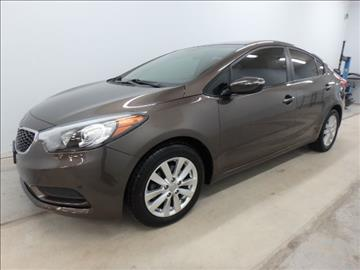 2014 Kia Forte for sale at Mid-Illini Auto Group in East Peoria IL