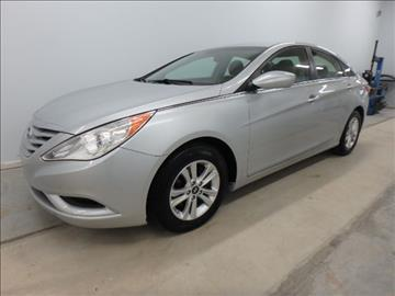 2013 Hyundai Sonata for sale at Mid-Illini Auto Group in East Peoria IL