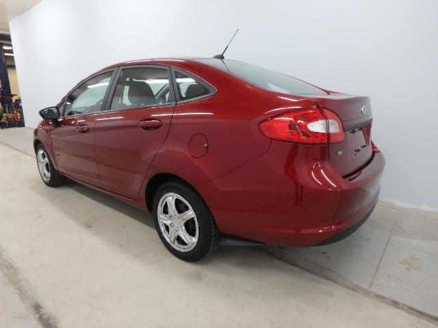 2013 Ford Fiesta for sale at Mid-Illini Auto Group in East Peoria IL