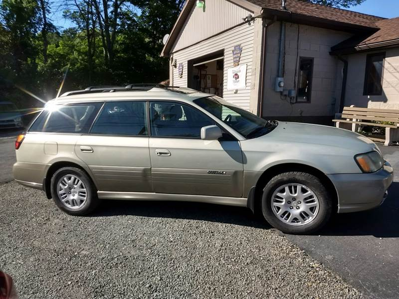 2004 Subaru Outback Awd Limited 4dr Wagon In Scott Township Pa