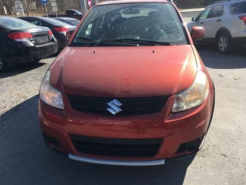 2008 Suzuki SX4 Crossover for sale in Scott Township, PA