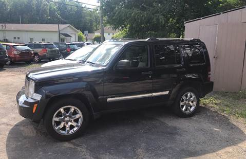 2009 Jeep Liberty for sale in Scott Township, PA