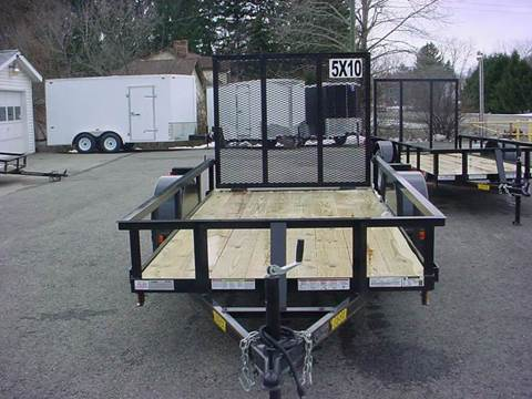 2019 Reiser 5' x 10' Utility Trailer for sale in Loyalhanna, PA