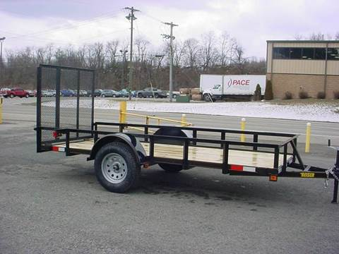 2019 Reiser 5 x 12 Utility Trailer for sale in Loyalhanna, PA