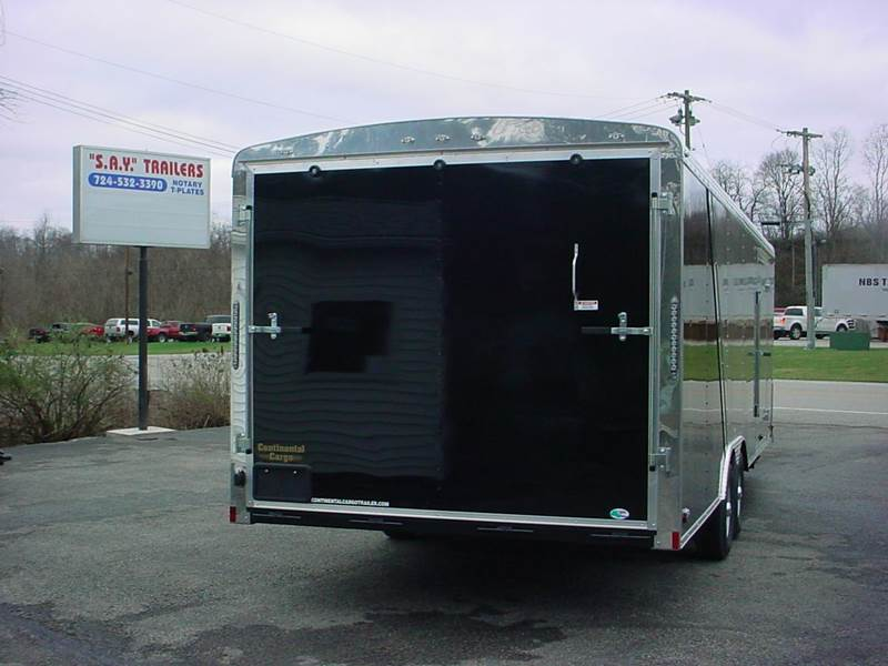 2020 Continental Cargo 8 5X24 Car Hauler In Loyalhanna PA - S  A  Y
