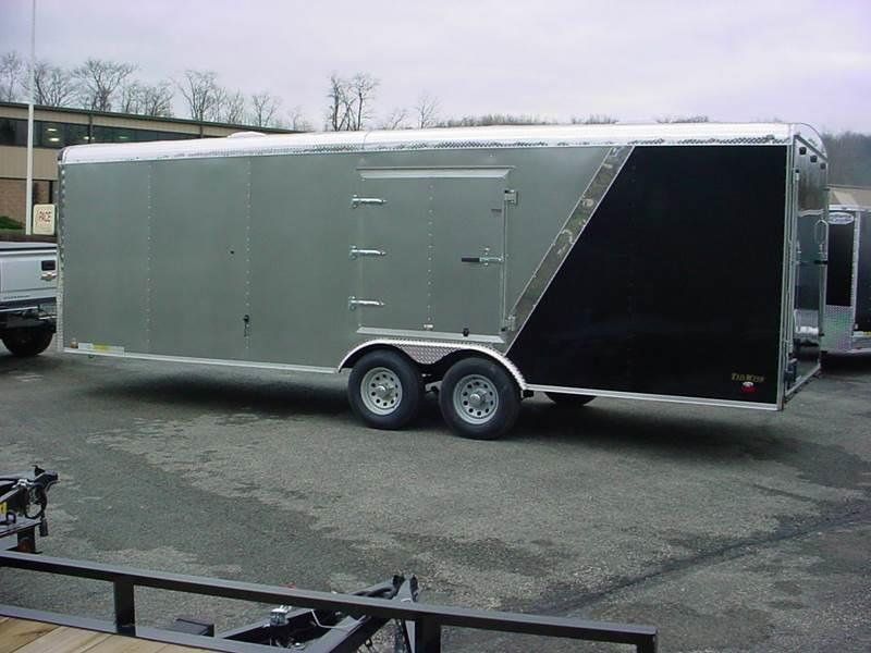 2021 Continental Cargo 8.5x24 Car Hauler for sale at S. A. Y. Trailers in Loyalhanna PA