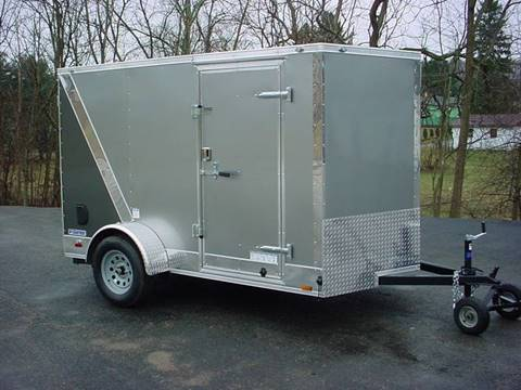 2020 Forest River 6x10 V-Nose Cargo Trailer for sale in Loyalhanna, PA