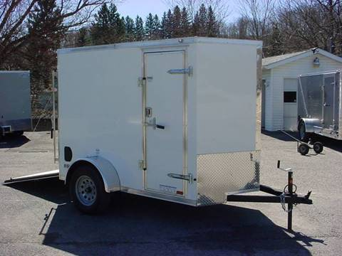 2021 Forest River 5x8 w/12