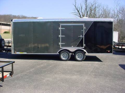 2021 Continental Cargo TW8.5X20 for sale at S. A. Y. Trailers in Loyalhanna PA