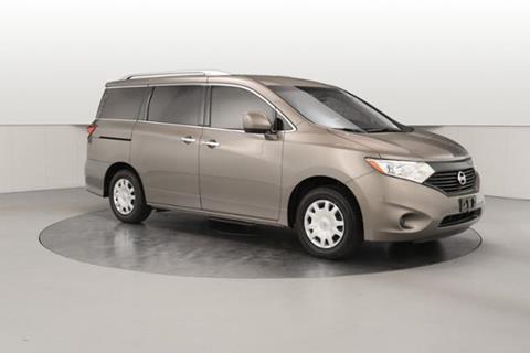 2014 Nissan Quest for sale in Greenville MI