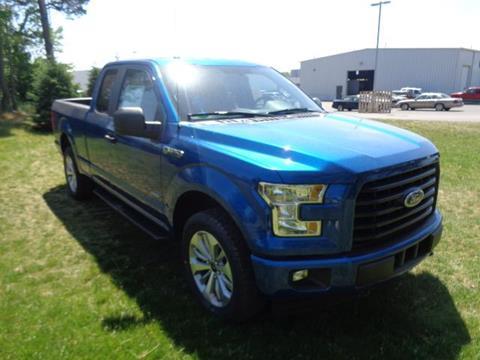 2017 Ford F-150 for sale in Greenville MI