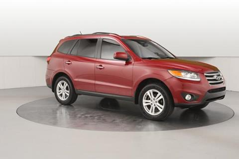 2012 Hyundai Santa Fe for sale in Greenville MI