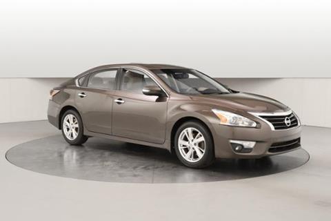 2014 Nissan Altima for sale in Greenville MI