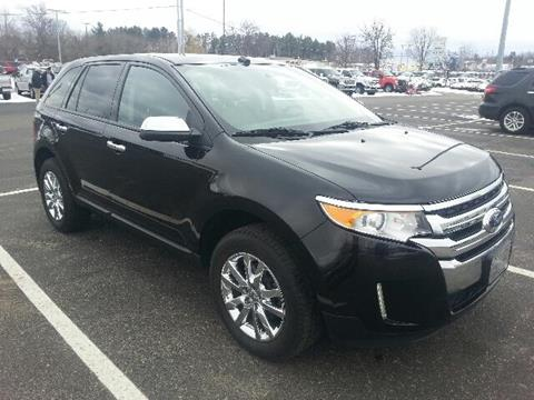 2014 Ford Edge for sale in Greenville MI