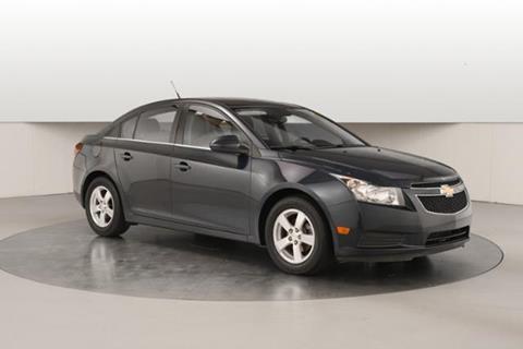 2014 Chevrolet Cruze for sale in Greenville MI