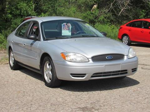 2006 Ford Taurus for sale in Greenville MI